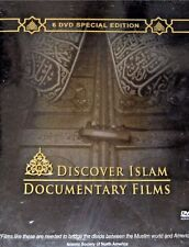 Discover Islam: Documentary Films (DVD 6-Disc Special Edition)Ships in 12 hrs!!!