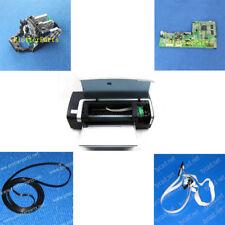 HP DeskJet 9800 9808 Carriage Belt Main Board Encoder Disk Cable service station