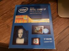 Intel Core i7-5820K 3.3GHz Six Core (BX80648I75820K) Processor