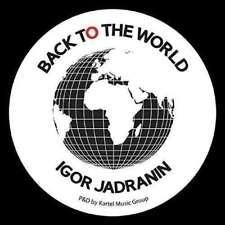 jadranin Igor - Boulevardd EP THE NEW 30.5cm
