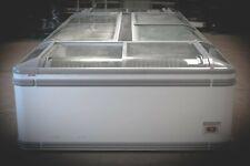 More details for aht paris island (commercial chest freezers) led x2 chest & x2 end