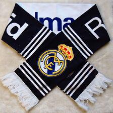 kiTki Real Madrid soccer football club team scarf neckerchief european black tw