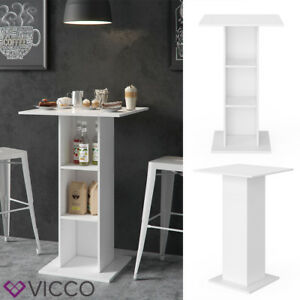 Bartisch Stehtisch Loungetisch Tresentisch Tisch Küchentisch Regal Rodeo Vicco
