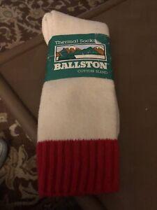 Thermal Socks Ballston Brand New