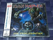 Iron Maiden - The Final Frontier - Japan Import - WPCR-80032