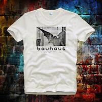 Bauhaus Bela Lugosi's Vintage tee top Retro Vintage Unisex&Ladies T Shirt 384b