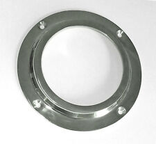 "Canal boat 2.3/4"" chrome porthole (nb - glass supplied separately)  CP003"