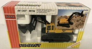 Akerman H25DFS Tracked Excavator 1/50 MIB MINT Die-Cast Metal