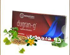 "Rednatura DUGRAN-G stimulates sexual activity ""vigorisante and male aphrodisiac"""