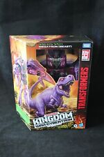 Transformers Hasbro War for Cybertron Kingdom Megatron Beast War New MISB
