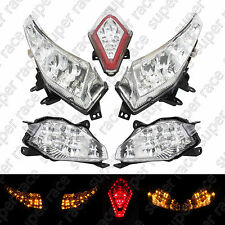 FRONT LED SIGNAL BRAKE TAILLIGHT SIGNAL KIT For YAMAHA T-MAX TMAX 530 2012-2015