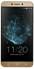 "Open-Box LeEco LeS3 Unlocked Dual-SIM 5.5"", 16MP, 4K Video,32GB, 3GB RAM Gold"