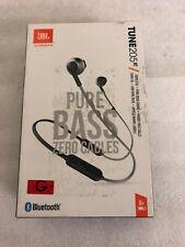 JBL TUNE 205BT IN-EAR WIRELESS BLUETOOTH 4.0 HEADPHONES EARPHONES REMOTE & MIC