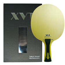 Highend XVT ZL HINOKI ZL Carbon Table Tennis paddle/ Table Tennis Blade
