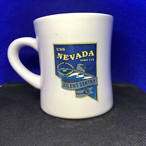 Victory Mug USS NEVADA (SSBN-733)