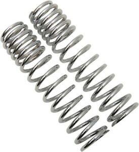 Progressive 12 Series Standard Springs Chrome #03-1368C