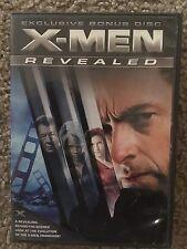 X-Men Revealed Bonus DVD