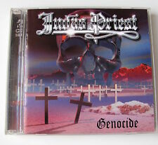 JUDAS PRIEST-- GENOCIDE---2 CD