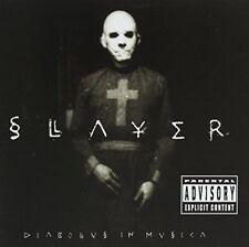 SLAYER CD - DIABOLUS IN MUSICA [EXPLICIT](2002) - NEW UNOPENED - ROCK METAL