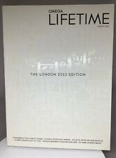 OMEGA Magazine - LIFETIME Issue 9, 2012 - The London 2012 Edition