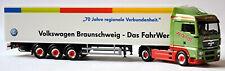 MAN TGX XLX SZ Wandt Volkswagen Braunschweig 1:87 Herpa 289566