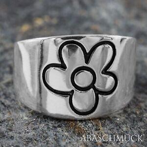 Silberring Silber 925 Ring  Verstellbar Offen R0809 🌸