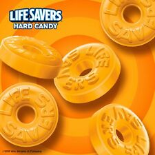 Lifesavers ~ Butter Rum ~ 5 LBs - Individually wrapped Hard candy Candies