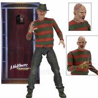 "NECA Freddy Krueger Action Figure A Nightmare on Elm Street 2 18"" PVC Model New"