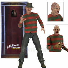 "NECA Freddy Krueger Action Figure A Nightmare on Elm Street 2 18"" PVC Model New"