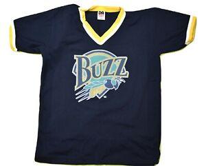 Salt Lake Buzz Baseball Womens Ladies Don Alleson Sizes M,L,XL,2XL