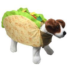 Taco Pet Mexican Food Cinco De Mayo Dog Cat Halloween Costume