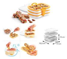 Imperdibile stampi stampo e pressa per barrette snack per cuocere al forno new