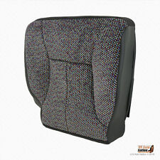 1998 Dodge Ram 1500 2500 3500 SLT Front Driver Bottom Cloth Seat Cover DARK GRAY