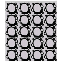 20pcs Air Filter Gasket Washer For 2124700 124800 126700 128700 Accessories