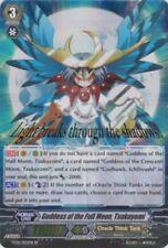 1x Cardfight!! Vanguard Goddess of the Full Moon, Tsukuyomi - FC02/S02EN - SP Mo