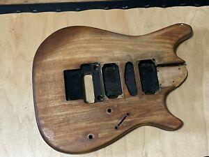 2000 Japan Fujigen Ibanez RG570 Heavily Modified Guitar Body Floyd Ready