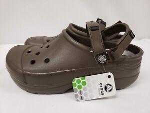 New Crocs Unisex Rx Orthopedic Custom Cloud, Diabetic Comfort Shoe, Retail $120