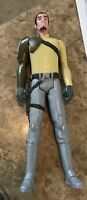 "KANAN JARRUS HASBRO 2014 12"" Star Wars REBELS Action Figure"
