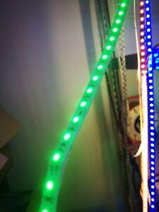 MoluceUL,24V GREEN SMD 5050 led strip light IP20 indoor led strip 300 led,inUSA