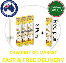 Cheapest for 3 Pairs + 1 Free Happy Ear Candles Natural Remedies Christmas Sale