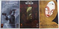 3 Archaia Fumetti Il Assassino #2 Killing Pickman #1 Misericordia#1