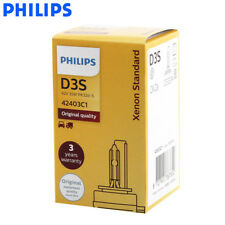 1X Philips D3S 42403C1 Xenon Standard Car Headlight 4200K HID Bulb, US Warehouse