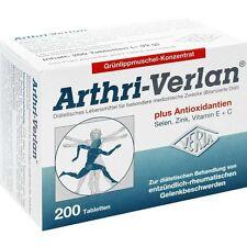 ARTHRI VERLAN Tabletten   200 st   PZN193536