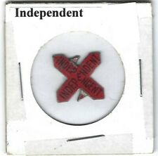 Independent Chewing Tobacco Tag I131 Die Cut
