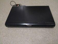 Ein Panasonic DIGA  DVD-Recorder mit Festplatte Modell Nr. DMR-EX84CEKG