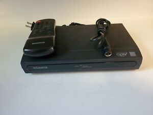 Magnavox DTV Digital To Analog Converter Box TV Tuner TB100MW9 with Remote