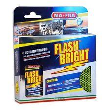 Flash Bright MAFRA Lucidante Rapido Acciaio Alluminio Cromature Auto Barca Moto