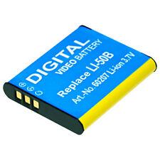 Ersatz Akku für Pentax Optio WG-2 Optio WG-2 GPS, Optio WG1, X70 Li-ion ACCU