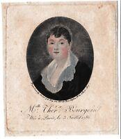 Marie-Thérèse Bourgoin Alexandre Ier de Russie Russie Алекса́ндр I Павлович 1807