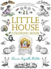 Little House Coloring Book [New Book] Adult Coloring Book, Paperback